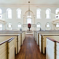 Photo taken at Old South Meeting House by Old South Meeting House on 9/18/2013