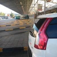 Photo taken at Estación Autobuses de Ponferrada by Taxi B. on 10/10/2013