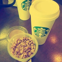 Photo taken at Starbucks by Tony P. on 10/21/2014