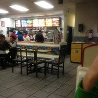 Photo taken at Burger King by Aldair S. on 1/28/2013