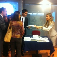 Photo taken at Excelsior Congressi Hotel Bari by Vincenzo D. on 9/26/2012