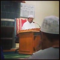 Photo taken at Masjid Balok by Syed Ahmad M. on 7/26/2013