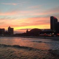 Photo taken at Atlantic City, NJ by Elena on 6/23/2016