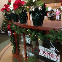 Photo taken at Disney's Osprey Ridge Golf Course by Mike S. on 12/20/2012