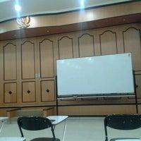 Photo taken at Fakultas Geografi by Muhammad Syaiful A. on 2/10/2013