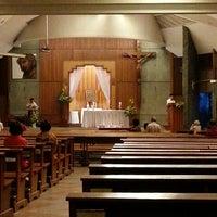 Photo taken at Gereja Katolik Santo Andreas by Agnes Jeane Y. on 10/20/2012