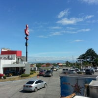 Photo taken at Jollibee by Mark Lester C. on 12/28/2012