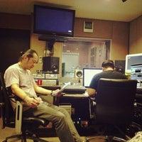 Photo taken at Soundwave Sound Studio by Chartree J. on 10/31/2014