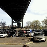 Photo taken at Astoria Park Parking Lot by Steven B. on 4/27/2013