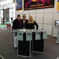 Photo taken at Messezentrum Salzburg by JOBshui Consulting Personalberatung und Employer Branding M. on 11/22/2012