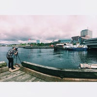 Photo taken at Alderney Landing by riley s. on 6/13/2015