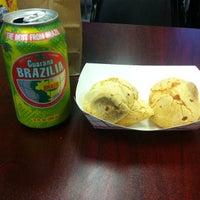 Photo taken at Brazilian Bakery by 👹Christian R. on 12/26/2012