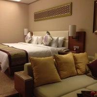 Photo taken at Nexus Resort & Spa Karambunai, Nexus Villas & Suite by JessyDec on 5/31/2014
