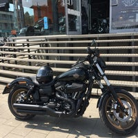 Photo taken at Harley-Davidson Capital Brussels by Dieter . on 5/27/2016