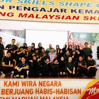 Photo taken at Pusat Latihan Pengajar dan Kemahiran Lanjutan (CIAST) by Ah C. on 7/18/2016