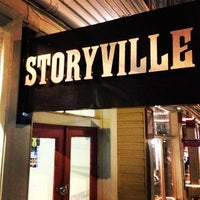 Photo taken at Storyville by Alan W. on 3/28/2014