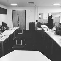 Photo taken at University of Bedfordshire - Business School by Ben H. on 11/27/2015
