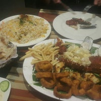 Photo taken at مطعم بحر الامارات Emirates Seafood Restaurant by Faten J. on 9/12/2015