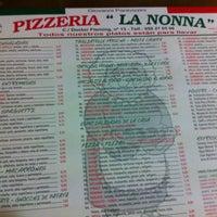 Pizzeria la nonna pizzer a en granada - Pizzeria la nonna ...