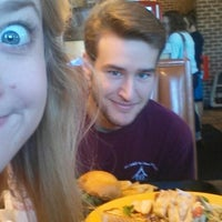 Photo taken at Zaxby's by Clayton F. on 5/6/2014