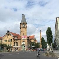Photo taken at Kulturbrauerei by Ivan K. on 7/19/2015