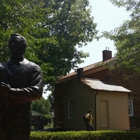 Photo taken at Carthage Jail & Visitors Center by Norre Jayne D. on 7/11/2015