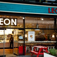Photo taken at Leon by LEON on 2/18/2014