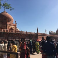 Photo taken at Agra by Khotan A. on 3/22/2016