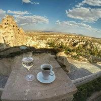 Photo taken at Argos In Cappadocia by Tuğçe G. on 10/5/2016