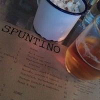 Photo taken at Spuntino by Arnold Z. on 11/10/2012