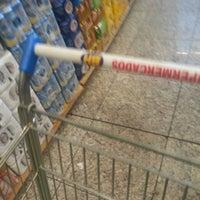 Photo taken at Supermercado BH by Vanderlúcia Clark #. on 9/27/2013
