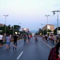 Photo taken at Плиска (Pliska) by goger m. on 7/7/2013