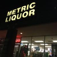 Photo taken at Metric Liquor by Gillian W. on 11/22/2016
