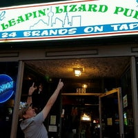 Photo taken at Leaping Lizard Pub by Gillian W. on 11/26/2016