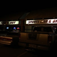Photo taken at Time-Out Sports Bar & Grill by Gillian W. on 2/6/2016