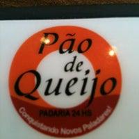 Photo taken at Padaria Pão de Queijo by Josenei G. on 12/10/2012