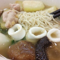 Photo taken at One Noodle 全一拉麵茶餐廳 by dexter1881 on 5/11/2015