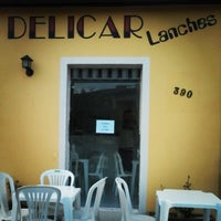 Photo taken at Delicar Lanches by Ítalo B. on 9/30/2014