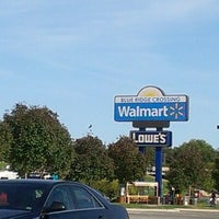 Photo taken at Walmart Supercenter by Mark K. on 9/23/2012