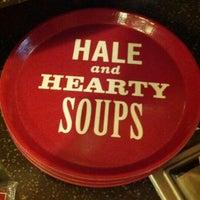 Photo taken at Hale & Hearty by Daniel K. on 12/7/2012