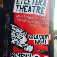 Photo taken at Etcetera Theatre by Yu K. on 9/9/2016