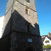 Photo taken at St Albans Clock Tower by Burnley D. on 4/30/2016