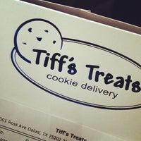 Photo taken at Tiff's Treats by Zignat A. on 11/14/2014