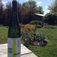Photo taken at Hermes Vineyards by Jen B. on 8/15/2014