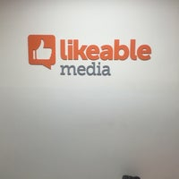 Photo taken at Likeable Media by Casey D. on 3/22/2016