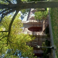 Photo taken at Holy Cross Church by Conor C. on 10/21/2012