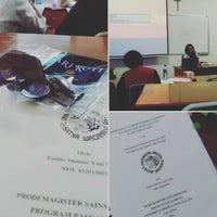 Photo taken at Universitas Kristen Satya Wacana by Niar Rain T. on 8/31/2016
