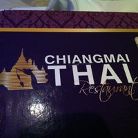Photo taken at Chiangmai Thai by Dom on 3/7/2013