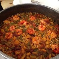 Foto tomada en Restaurante Casa Jaime de Peñiscola por Jordi B. el 4/20/2014