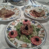 Photo taken at Asociación Cultural Gastronómica Siciliana by Arianna C. on 10/27/2013